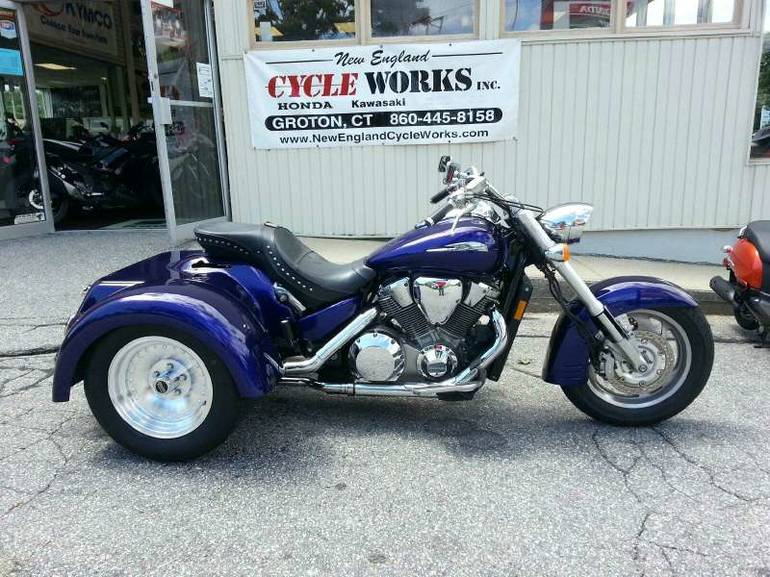 See more photos for this Motor Trike VTX1800R3 MOTOR TRIKE, 2003 motorcycle listing