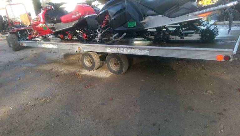 See more photos for this Other 8-1/2 x 20 Aluminum Tandem, 2003 motorcycle listing