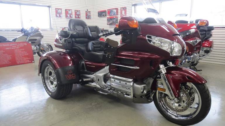 See more photos for this Motor Trike Honda GL 1800 Spyder, 2004 motorcycle listing