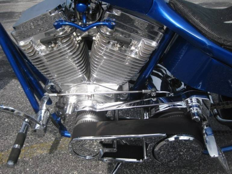 See more photos for this CCPI CUSTOM CHOPPER, 2005 motorcycle listing