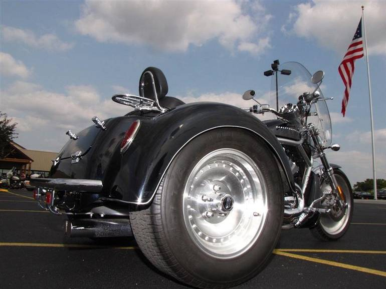 See more photos for this Harley-Davidson V-ROD VRSCA MOTOR TRIKE CONVERSION, 2005 motorcycle listing