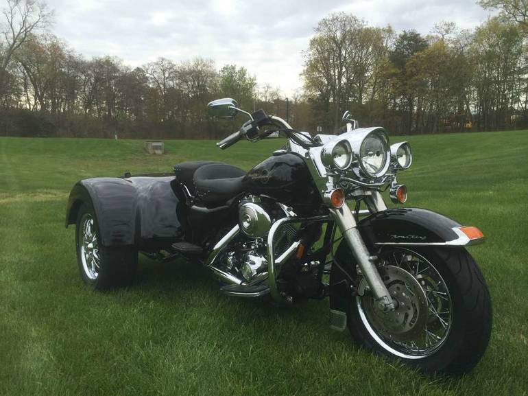 See more photos for this Road Smith Harley-Davidson Trike Shop Roadsmith HDT Road King FLHR, 2005 motorcycle listing