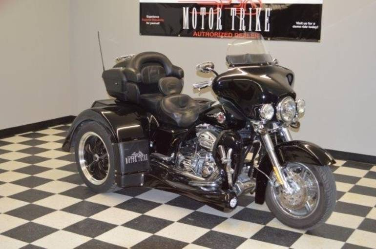 See more photos for this Motor Trike Conversion  Harley- Davidson CVO, 2006 motorcycle listing