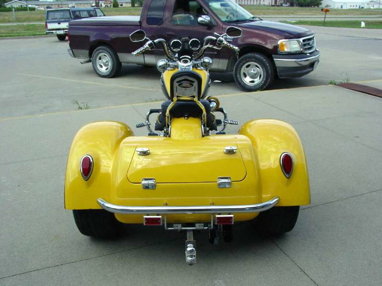 See more photos for this Motor Trike FLSTN - SOFTAIL DELU, 2006 motorcycle listing