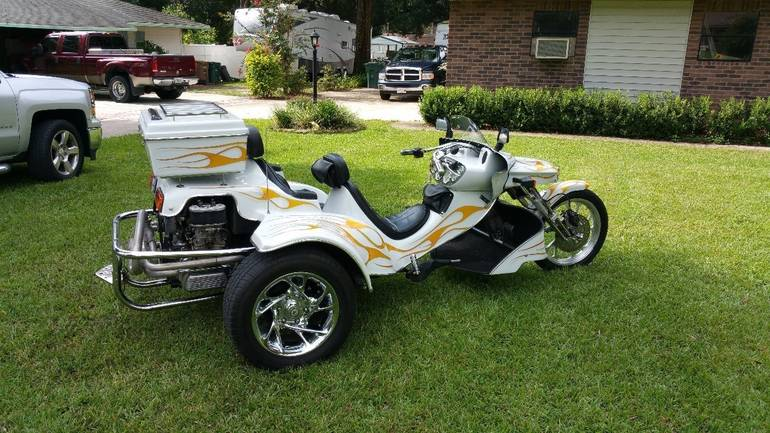 See more photos for this Tryke Roundabout, 2006 motorcycle listing
