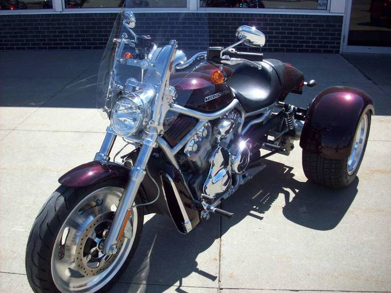 See more photos for this Frankenstein Trike Kit VRSCAW - V-ROD, 2007 motorcycle listing