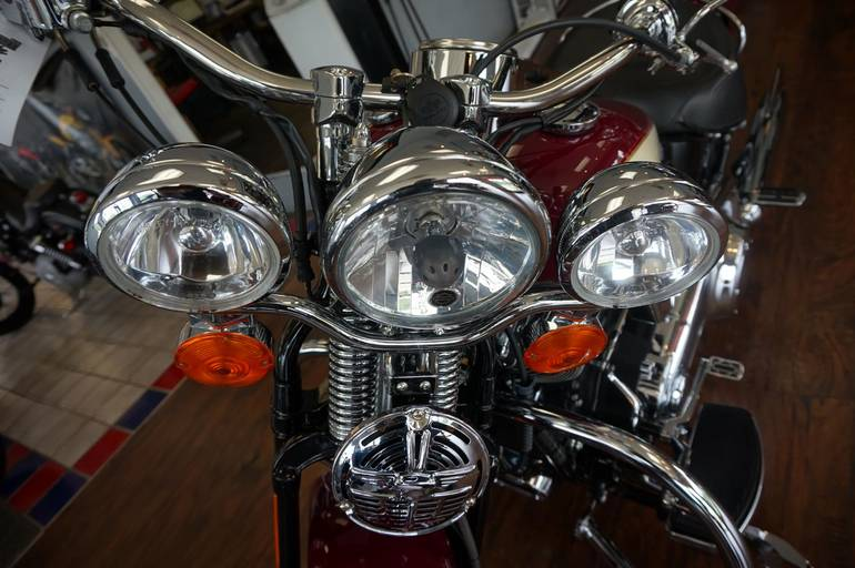 See more photos for this Harley-Davidson HARLEY DAVIDSON FLSTSC, 2007 motorcycle listing