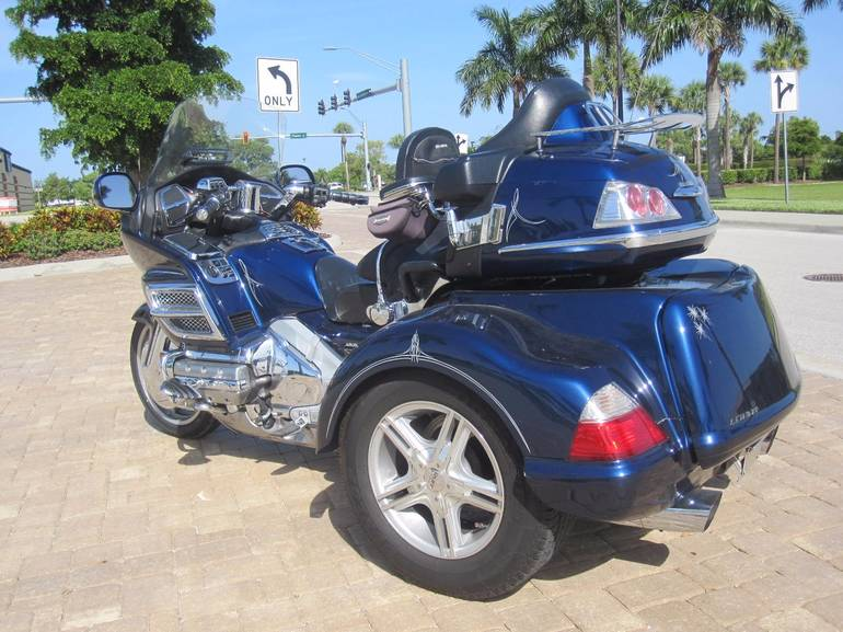 See more photos for this Lehman Trikes/Honda Gold Wing, 2007 motorcycle listing