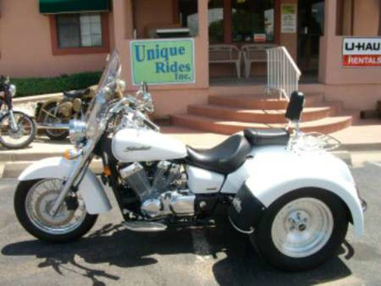 See more photos for this Motor Trike 750 Honda Shadow, 2007 motorcycle listing