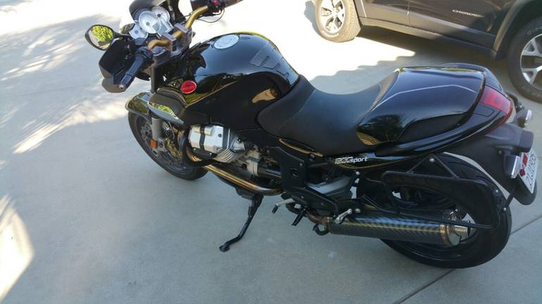 See more photos for this Moto Guzzi Sport , 2008 motorcycle listing