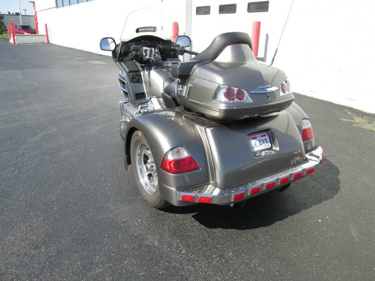 See more photos for this Motor Trike ADVENTURE IRS, 2008 motorcycle listing