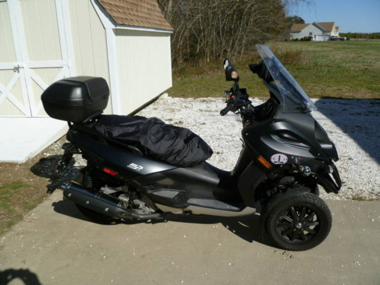 See more photos for this Piaggio Mp3 500, 2009 motorcycle listing