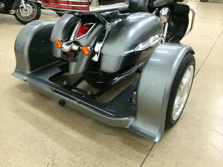 See more photos for this Other Trigg Trikes Trike Conversion Kit Kawasaki VN1700 Nomad, 2010 motorcycle listing