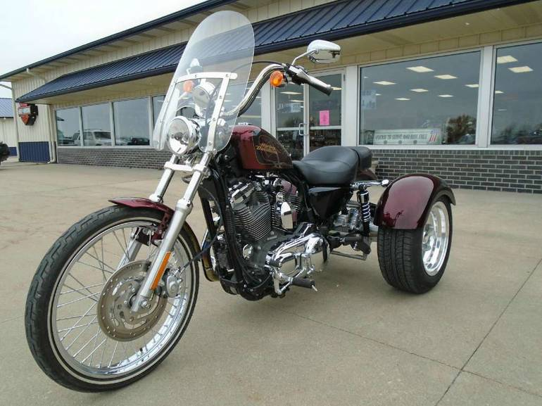 See more photos for this Frankenstein Trike Kit XL1200V - SEVENTY-TW, 2012 motorcycle listing
