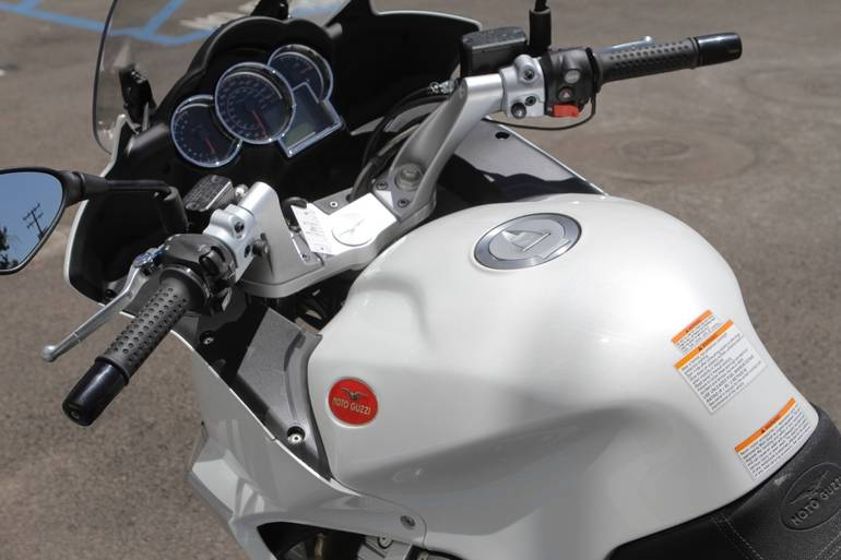See more photos for this Moto Guzzi Norge 1200 GT, 2012 motorcycle listing