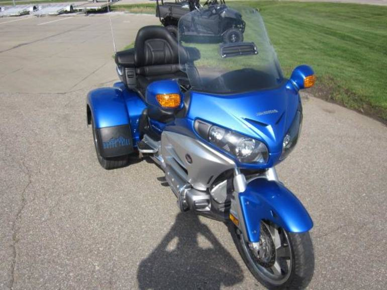 See more photos for this Motor Trike GL 1800 Adventure IRS, 2012 motorcycle listing