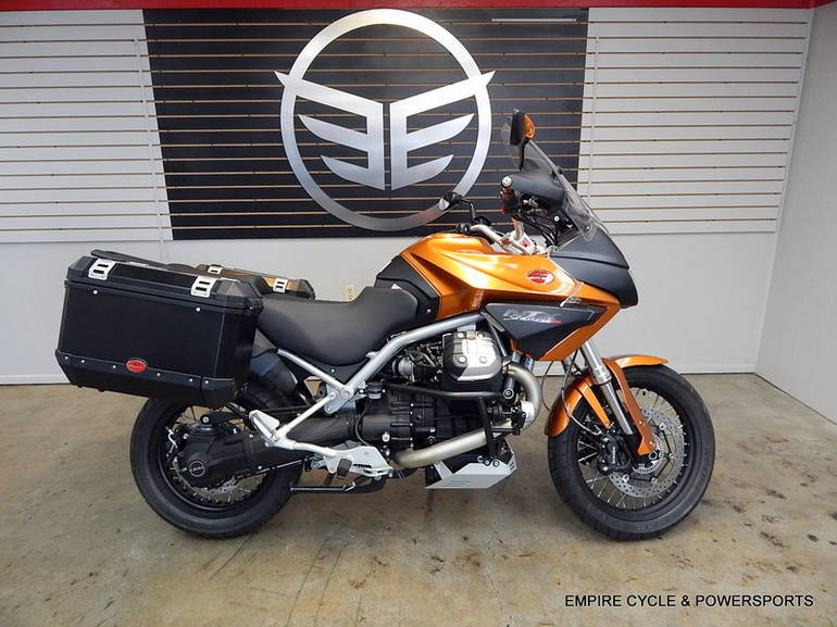 See more photos for this Moto Guzzi Stelvio 1200 NTX, 2013 motorcycle listing