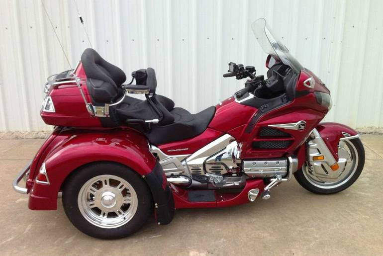 See more photos for this Motor Trike Adventure IRS, 2013 motorcycle listing