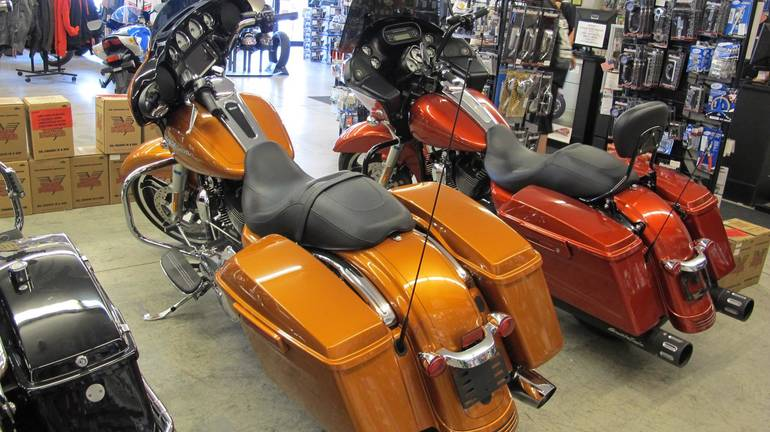 See more photos for this Harley-Davidson Harley Davidson FLHXS, 2014 motorcycle listing