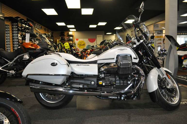 See more photos for this Moto Guzzi California Touring, 2014 motorcycle listing