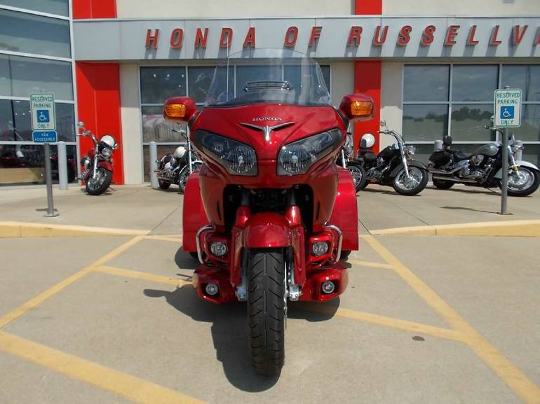 See more photos for this Motor Trike GL1800, 2014 motorcycle listing