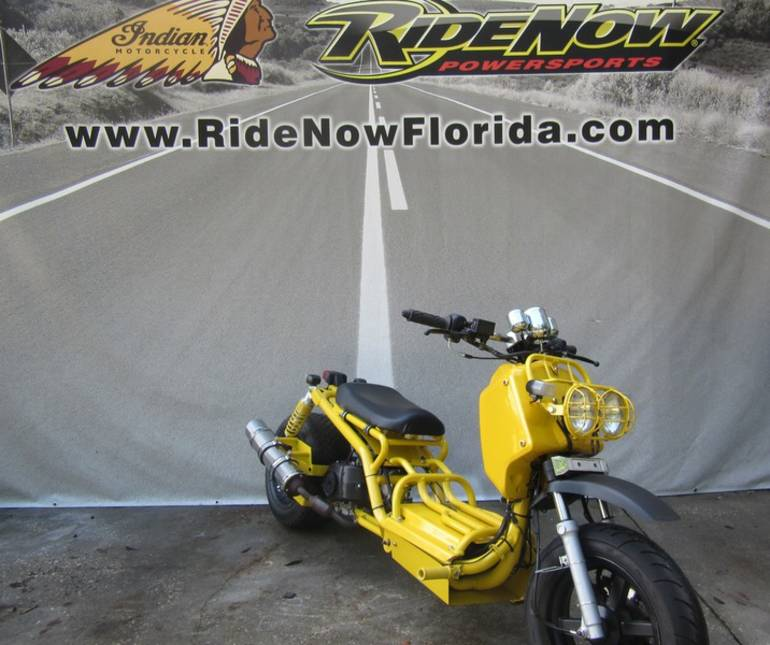See more photos for this Other RUCKUS CLONE, 2014 motorcycle listing