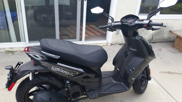 See more photos for this Piaggio Typhoon , 2014 motorcycle listing