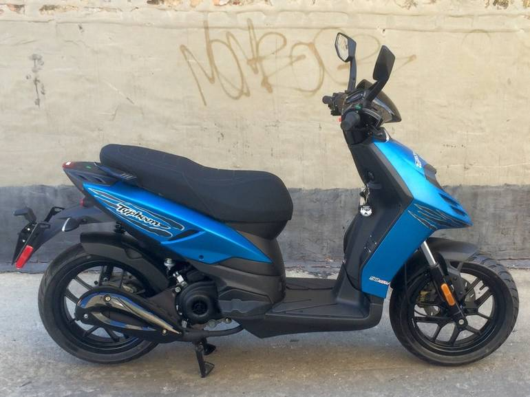 2014 piaggio typhoon 50 motorcycle from chicago, il,today sale