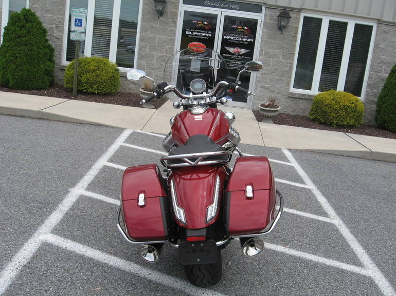 See more photos for this Moto Guzzi CALIFORNIA 1400 TOURING, 2015 motorcycle listing