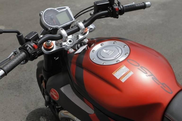 See more photos for this Moto Guzzi GRISO 1200, 2015 motorcycle listing