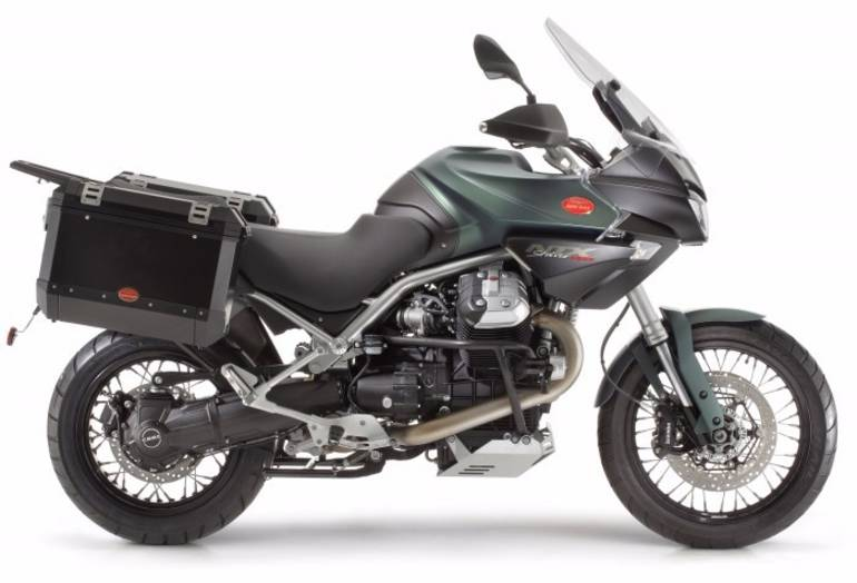 See more photos for this Moto Guzzi STELVIO 1200 NTX ABS, 2015 motorcycle listing