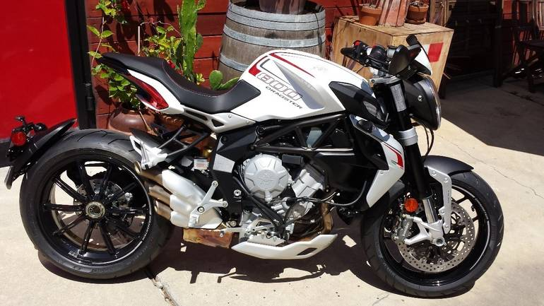 See more photos for this Mv Agusta Dragster 800, 2015 motorcycle listing