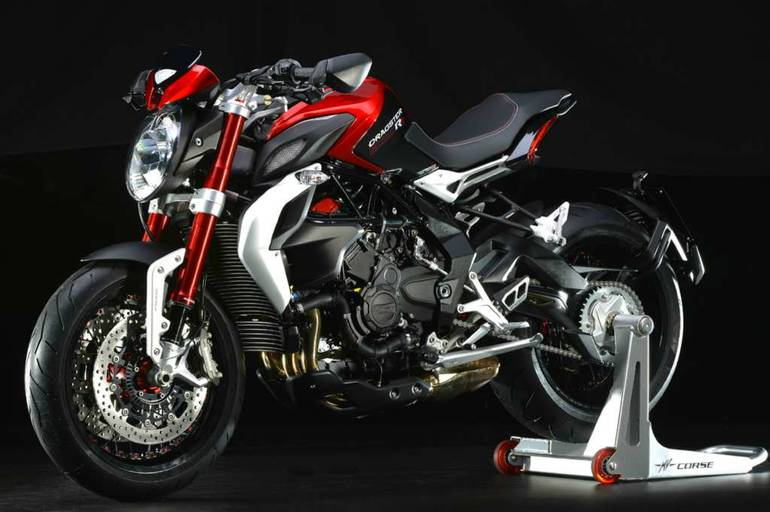 See more photos for this Mv Agusta MV Agusta Dragster 800 RR Pearl Shock Red-Pearl Ice Whi, 2015 motorcycle listing