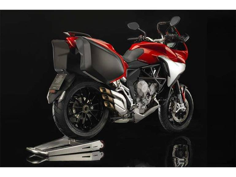 See more photos for this Mv Agusta Turismo Veloce Lusso 800, 2015 motorcycle listing