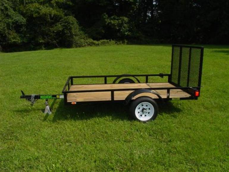 See more photos for this Other 5'X8' with Rails, 2015 motorcycle listing
