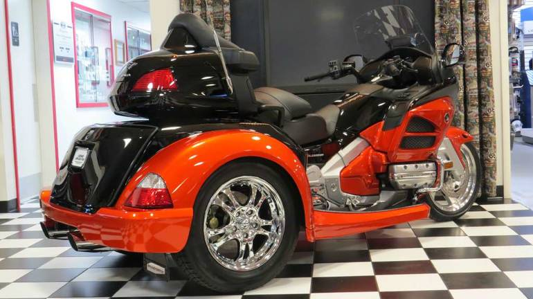 See more photos for this Road Smith /Honda GL1800-HTS1800 Trike, 2015 motorcycle listing