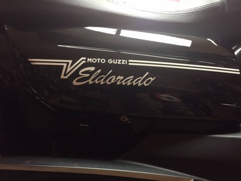 See more photos for this Moto Guzzi Eldorado, 2016 motorcycle listing