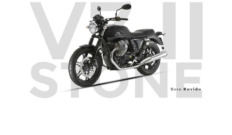 See more photos for this Moto Guzzi V7 II Stone, 2016 motorcycle listing