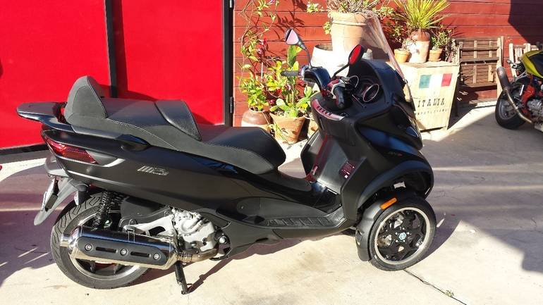 See more photos for this Piaggio MP3 500 ABS/ASR, 2016 motorcycle listing