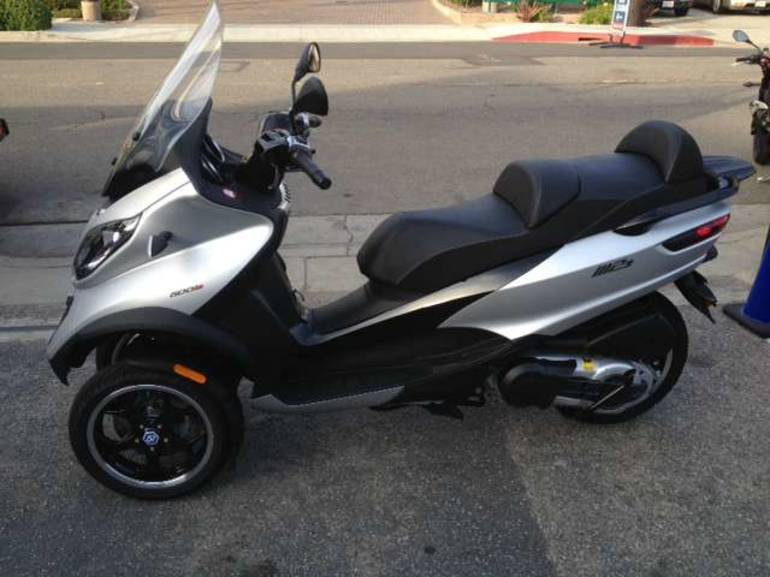 See more photos for this Piaggio MP3 500 ABS Argento Cometa, 2016 motorcycle listing