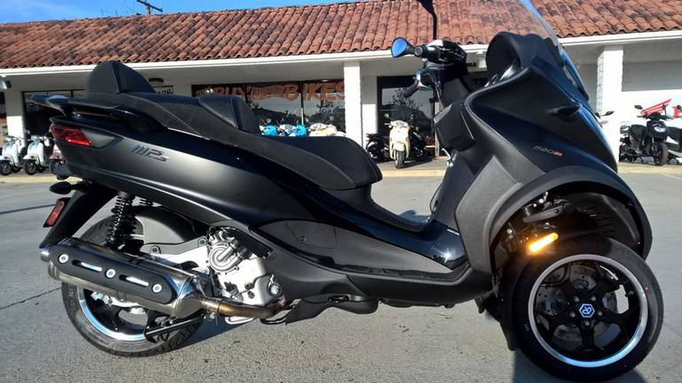 See more photos for this Piaggio MP3 500 ABS, 2016 motorcycle listing