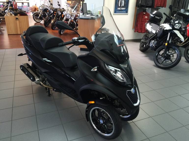 See more photos for this Piaggio MP3 500 Sport ABS, 2016 motorcycle listing