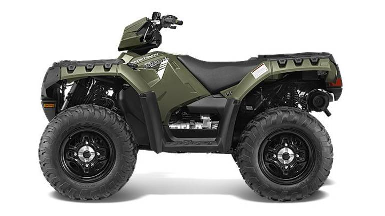 See more photos for this Polaris Sportsman 850, 2016 motorcycle listing
