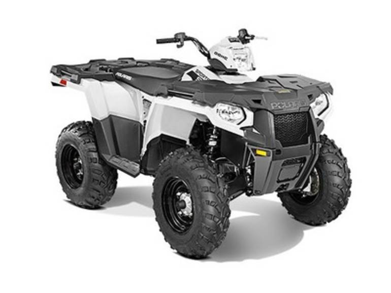 See more photos for this Polaris Sportsman 570 EPS Bright White, 2015 motorcycle listing
