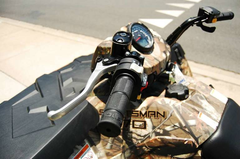 See more photos for this Polaris Sportsman 570 EPS Camo, 2015 motorcycle listing