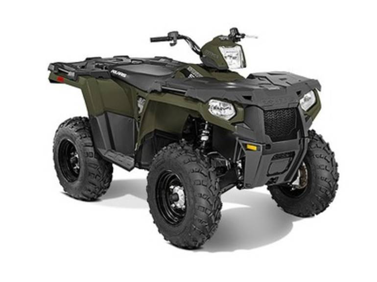See more photos for this Polaris Sportsman 570 EPS Sage Green, 2015 motorcycle listing