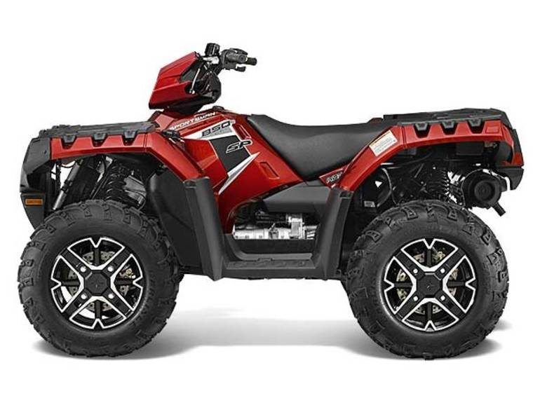 See more photos for this Polaris Sportsman 850 SP, 2015 motorcycle listing