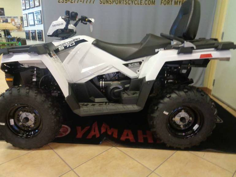 See more photos for this Polaris Sportsman Touring 570 SP, 2015 motorcycle listing