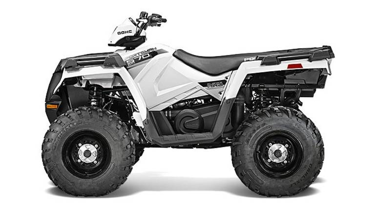 See more photos for this Polaris Sportsman® 570 EPS, 2015 motorcycle listing
