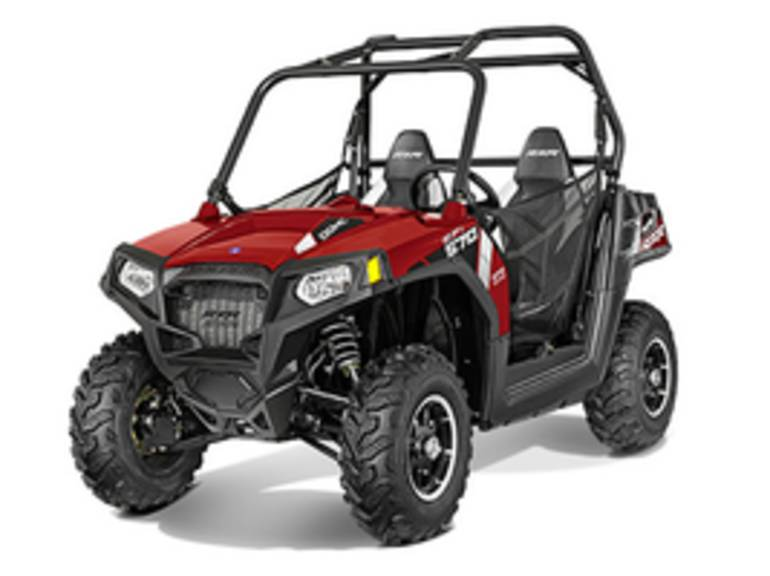 See more photos for this Polaris RZR 570 EPS Trail Sunset Red, 2015 motorcycle listing